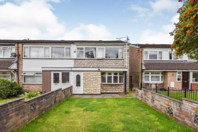 Thumbnail End terrace house for sale in Orchard Meadow Walk, Birmingham, West Midlands