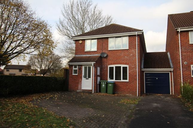Thumbnail Detached house to rent in The Gallops, Fareham