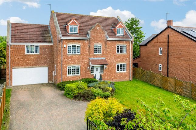 Thumbnail Detached house for sale in Boroughbridge Road, Knaresborough, North Yorkshire