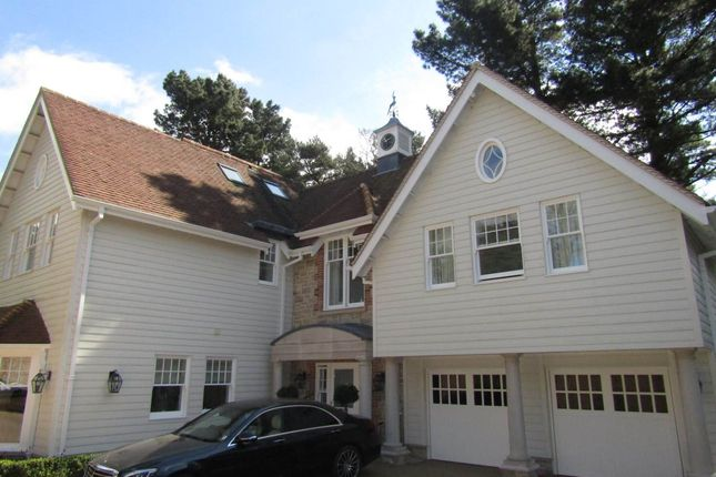 Thumbnail Detached house to rent in Hampton House, Lawrence Drive, Canford Cliffs