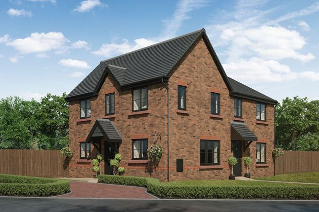 Thumbnail Semi-detached house for sale in Collingwood Way, Westhoughton