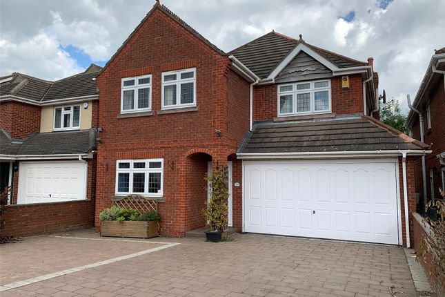 Thumbnail Detached house for sale in Corasway, Thundersley, Essex