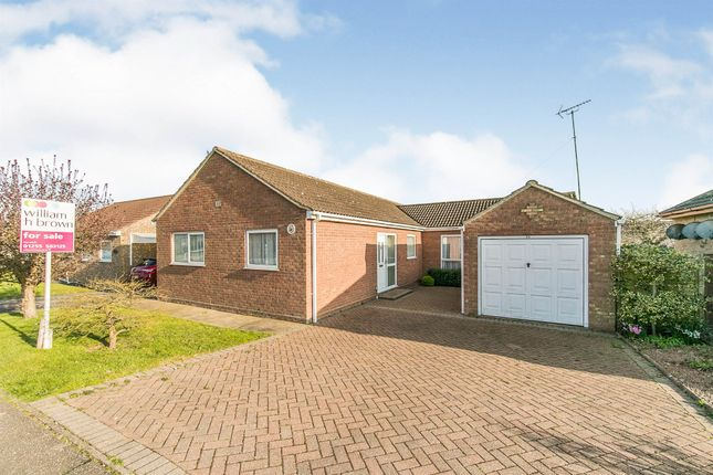 Detached bungalow for sale in Gravel Hill Way, Dovercourt, Harwich