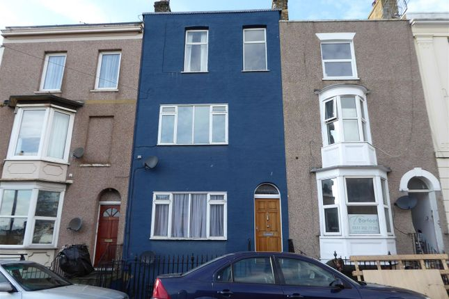 Thumbnail Terraced house to rent in Hardres Street, Ramsgate