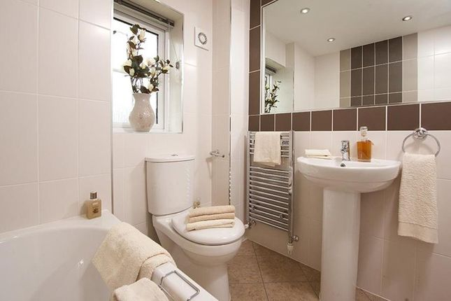 "Bathroom of ""Windermere"" at Shackleton Close, Whitby YO21"