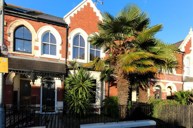 Thumbnail Property for sale in Fields Park Road, Pontcanna, Cardiff