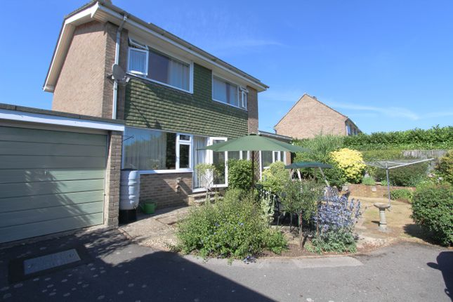 Thumbnail Detached house for sale in Merryfield Road, Petersfield, Hampshire