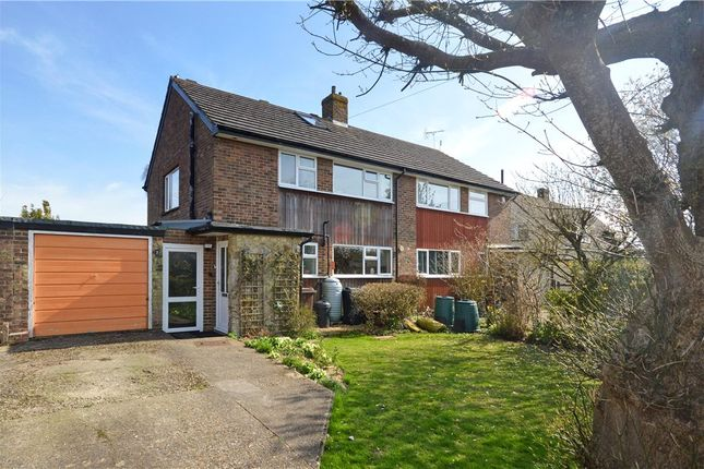Semi Detached House For Sale In Orchard Drive Wye Ashford Kent