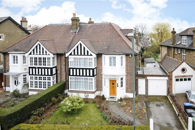 Thumbnail Semi-detached house for sale in Aylestone Avenue, Brondesbury Park, London