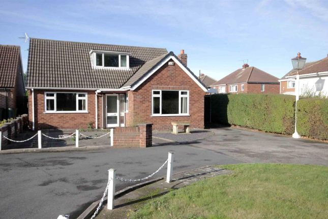 Thumbnail Detached bungalow for sale in Thorne Road, Edenthorpe, Doncaster