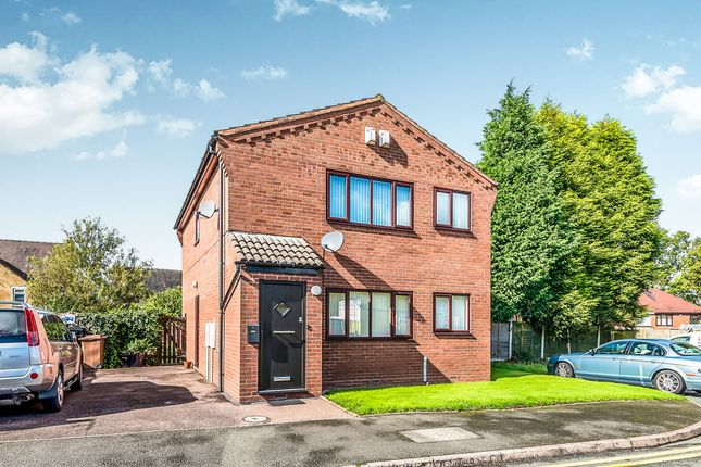 Thumbnail Flat for sale in West Street, Bridgtown, Cannock
