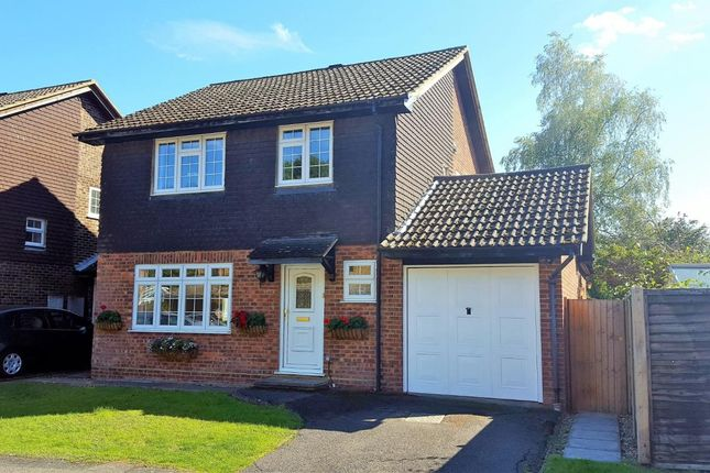 Thumbnail Detached house for sale in Henley Drive, Frimley Green