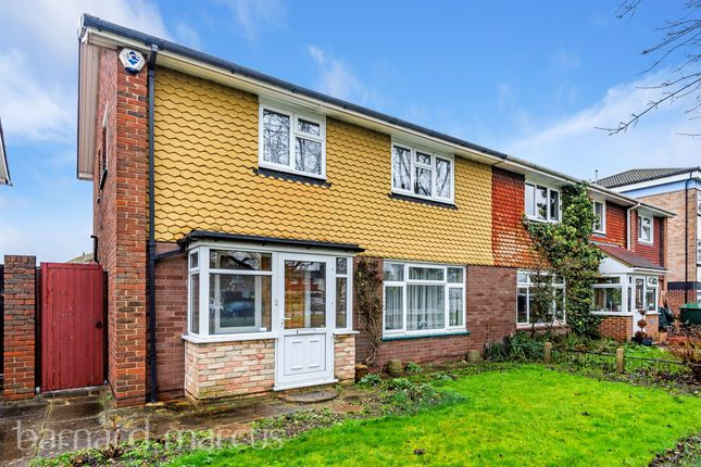 4 bed semi-detached house for sale in Nimbus Road, Epsom KT19