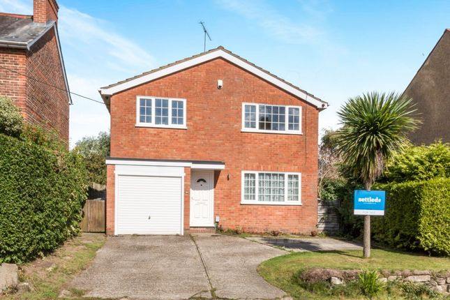 Thumbnail Detached house for sale in Upper Weybourne Lane, Farnham, Surrey