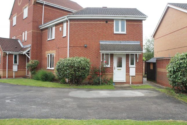 Thumbnail Town house to rent in St. Marys Wharf Road, Derby