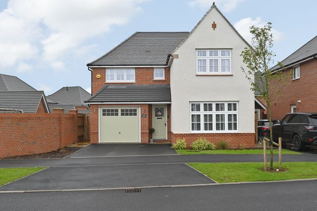 Thumbnail Detached house for sale in Parsons Green, Derby
