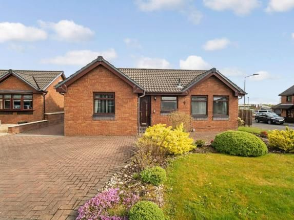 Thumbnail Bungalow for sale in Gilmour Place, Bellshill, North Lanarkshire