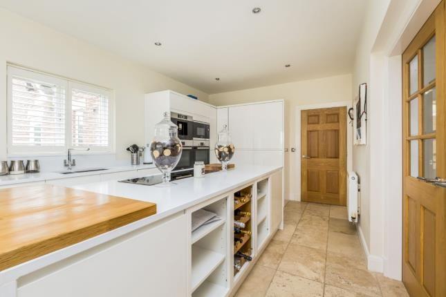 Kitchen of Hampstead Drive, Weston, Crewe, Cheshire CW2