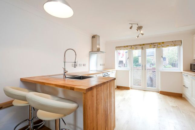 Thumbnail End terrace house for sale in Greenland Quay, London, London
