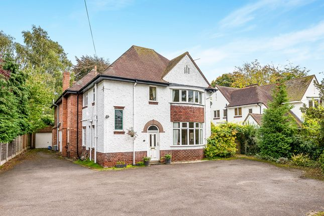 Thumbnail Detached house for sale in Cannock Road, Stafford