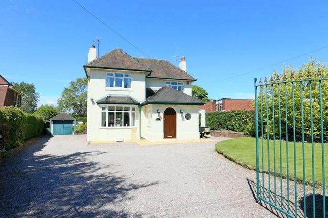 Thumbnail Detached house for sale in Grindley Lane, Blythe Bridge