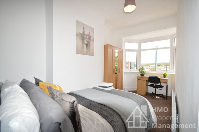 Thumbnail Shared accommodation to rent in Boughey Road, Stoke-On-Trent
