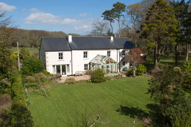 Thumbnail Detached house for sale in Mylor Downs, Falmouth