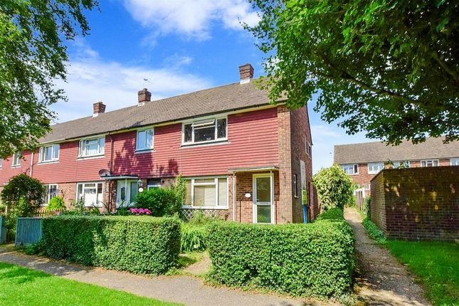 2 bed end terrace house for sale in Church Marks Lane, East Hoathly, East Sussex BN8