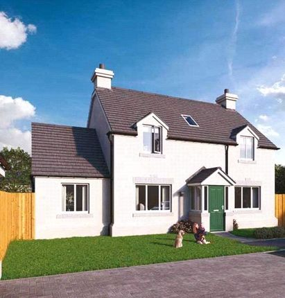 Thumbnail Detached house for sale in Plot 7 The Grove, Land South Of Kilvelgy Park, Kilgetty, Pembrokeshire
