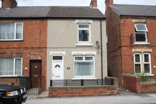 Thumbnail End terrace house to rent in Silverdales, Dinnington, Sheffield