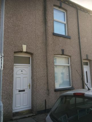Thumbnail Terraced house to rent in Melbourne Street, Barrow-In-Furness