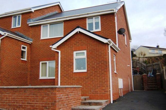 Thumbnail Property for sale in Cwmcoed, Bettws, Bridgend.