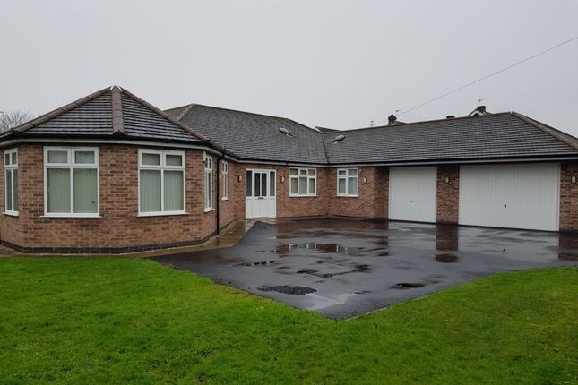 Thumbnail Bungalow to rent in Portland Road, Toton, Beeston, Nottingham