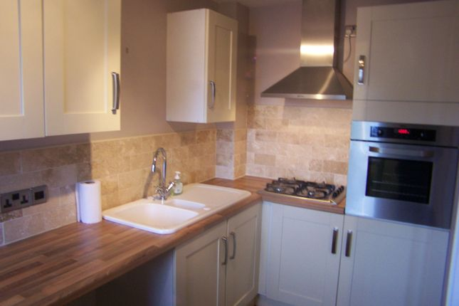 Thumbnail Terraced house to rent in Corner Brake, Woolwell, Plymouth