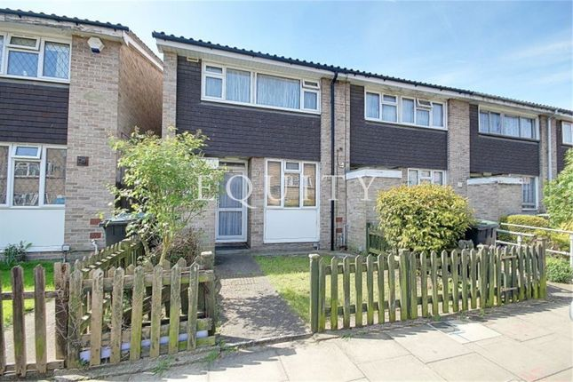 Thumbnail Terraced house for sale in Kennedy Avenue, Enfield
