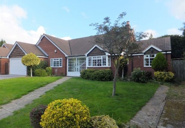 Thumbnail Detached bungalow to rent in Maddocks Hill, Sutton Coldfield