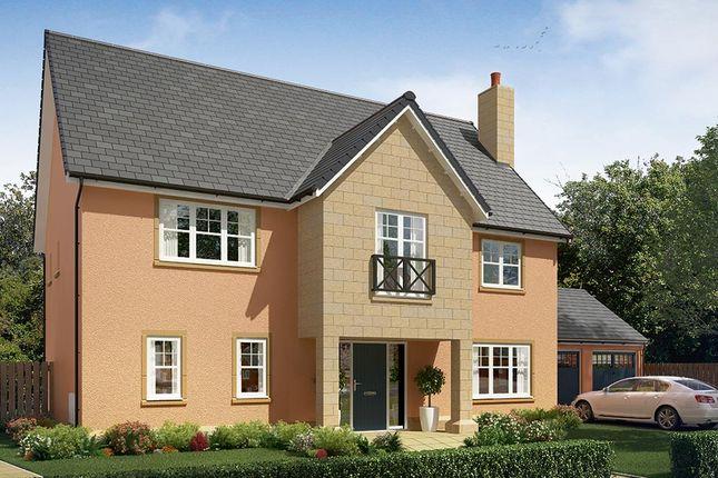 "Thumbnail Detached house for sale in ""The Hexham"" at Vert Court, Haldane Avenue, Haddington"