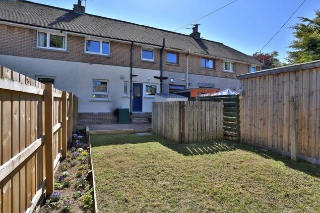 Thumbnail Terraced house for sale in Glenwood Cottages, Midmar, Inverurie, Aberdeenshire