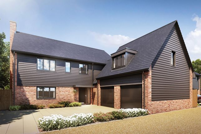 Thumbnail Detached house for sale in Plot 4, Orwell Gardens, Sutton Courtenay, Abingdon
