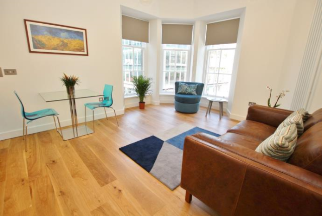 Thumbnail Flat to rent in Nightingale Way, Quartermile