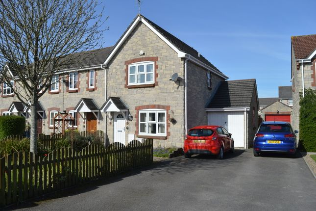 Thumbnail End terrace house for sale in Heol Y Fro, Llantwit Major