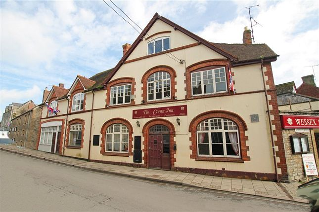 Thumbnail Land for sale in High Street, Stalbridge, Sturminster Newton