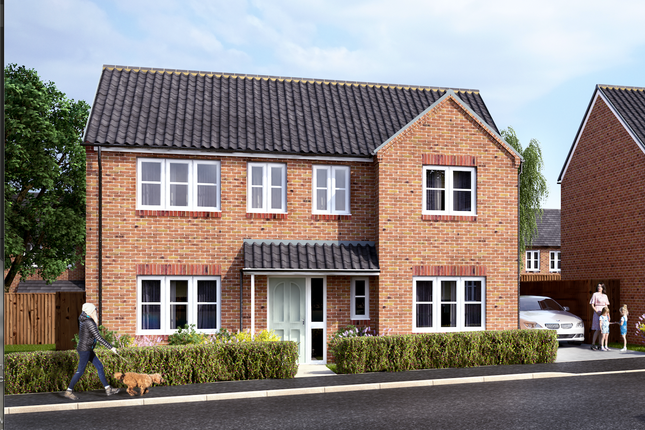 4 bed detached house for sale in The Fossards, Selby YO8