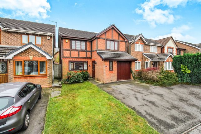 Thumbnail Detached house for sale in Clos Dwyerw, Caerphilly