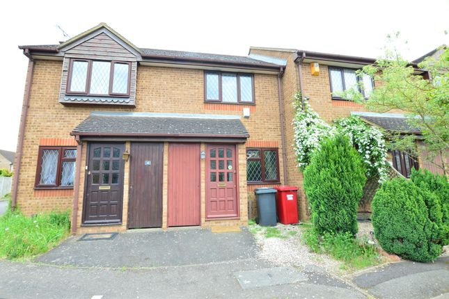 Thumbnail Terraced house to rent in Langton Close, Cippenham, Slough
