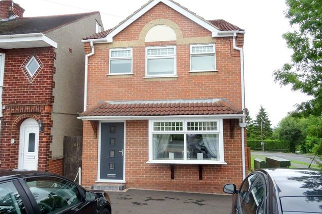 Thumbnail Detached house for sale in Birchwood Lane, South Normanton, Alfreton