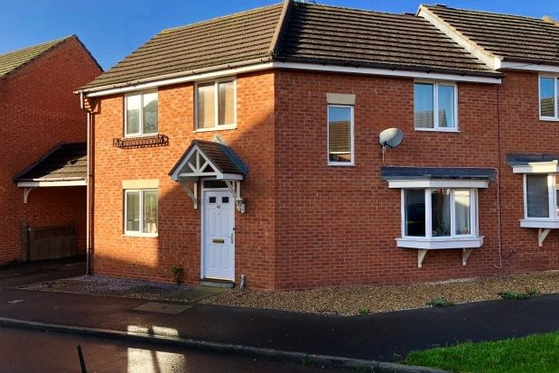 Thumbnail Property to rent in Curlew Drive, Chippenham