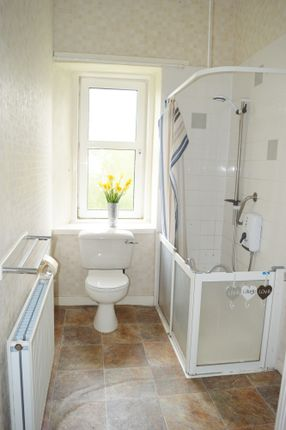 Shower Room of 1, High Road, Port Bannatyne, Isle Of Bute PA20