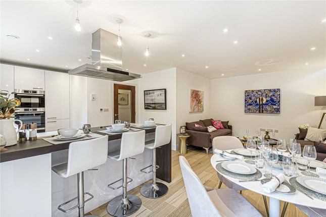 Thumbnail Flat for sale in 4 Stratton House, Stratton Road, Winchester, Hampshire