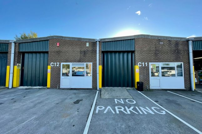 Thumbnail Industrial to let in Unit And C12, Erin Trade Centre, Bumpers Farm Industrial Estate, Chippenham
